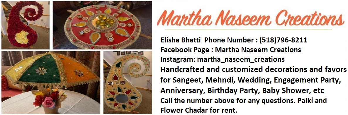 Martha Naseem Creations