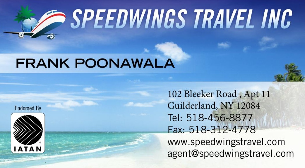 SPEEDWINGS TRAVEL INC